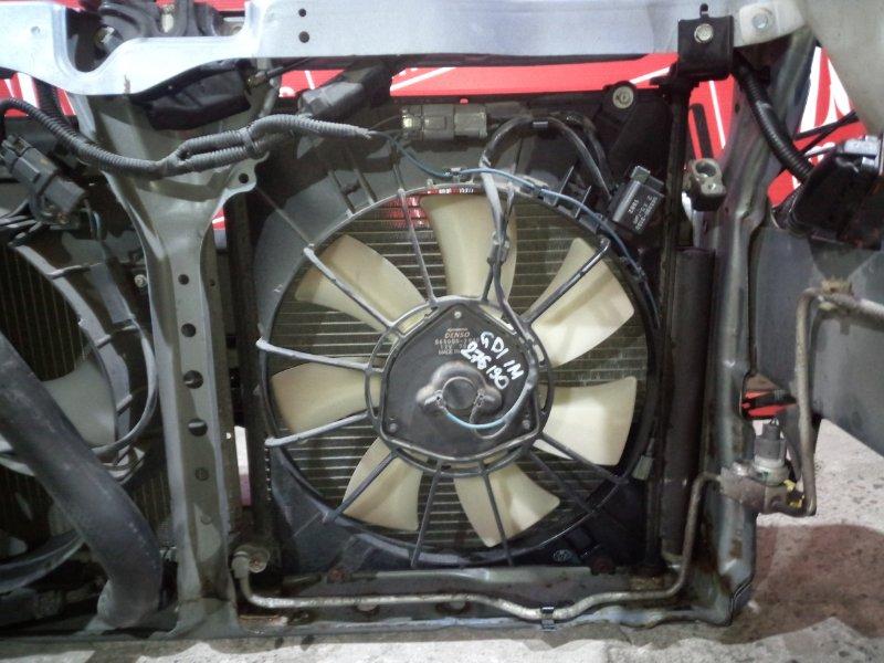 Радиатор кондиционера Honda Fit GD1 L13A 2001 передний