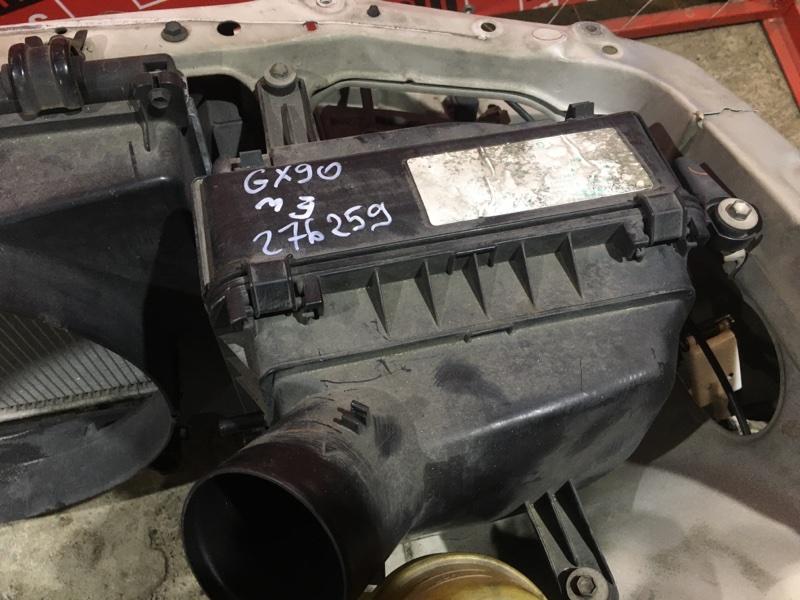Корпус воздушного фильтра Toyota Chaser GX90 1G-FE 1992 передний