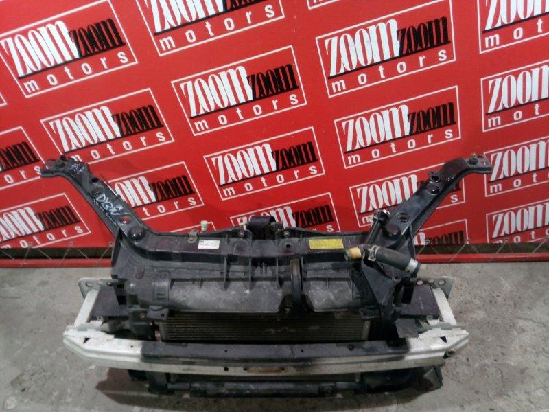 Рамка радиатора Mazda Demio DY3W ZJ-VE 2002 передняя