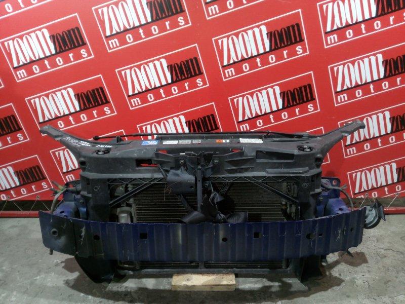 Рамка радиатора Mazda Axela BK5P ZY-VE 2002 передняя