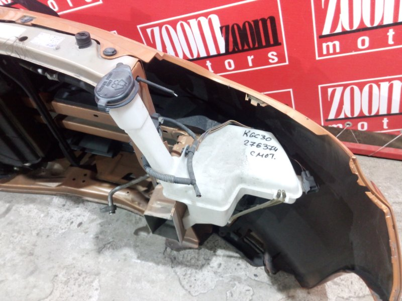 Бачок омывателя Toyota Passo KGC30 1KR-FE 2010 передний