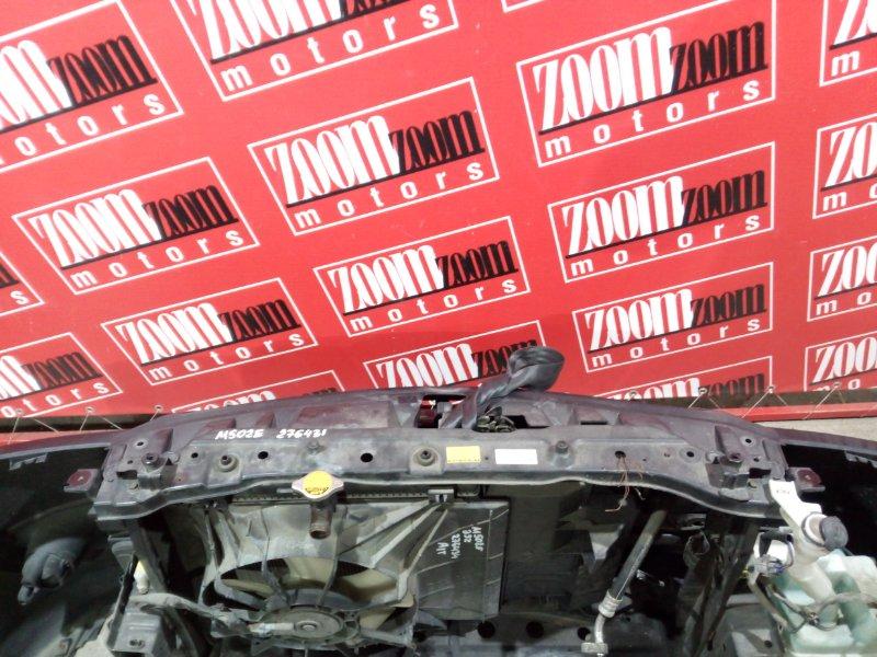 Рамка радиатора Toyota Passo Sette M502G 3SZ-VE 2008 передняя черный