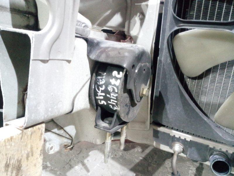 Подушка кпп Suzuki Wagon R Solio MA34S M13A 2000 передняя левая