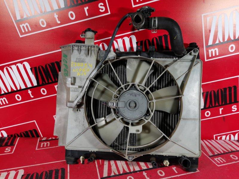 Радиатор двигателя Toyota Probox NCP50 1NZ-FE 2002