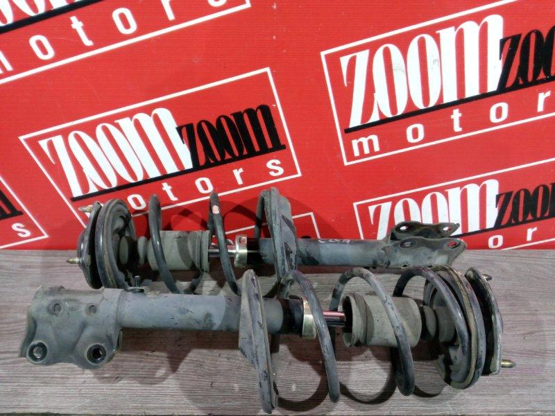 Стойка подвески Mitsubishi Colt Z25A 4G19 2000 передняя