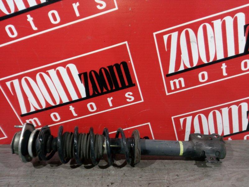 Стойка подвески Toyota Passo KGC30 1KR-FE 2010 передняя