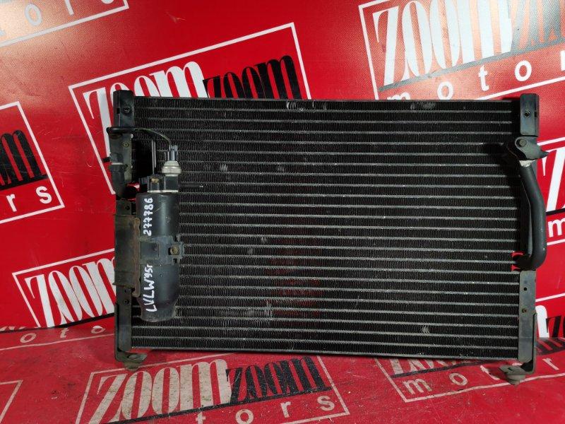 Радиатор кондиционера Mazda Mpv LVLR WL-T 1995