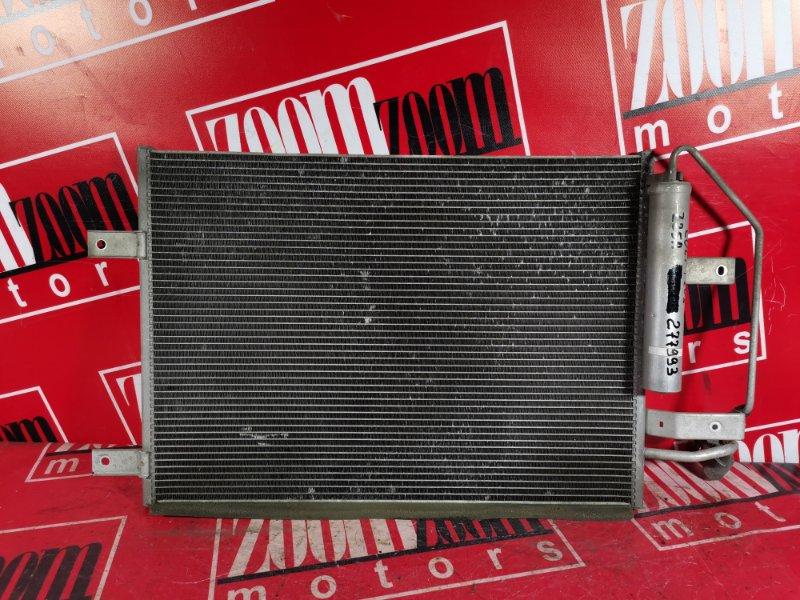 Радиатор кондиционера Mitsubishi Colt Z25A 4A90 2002