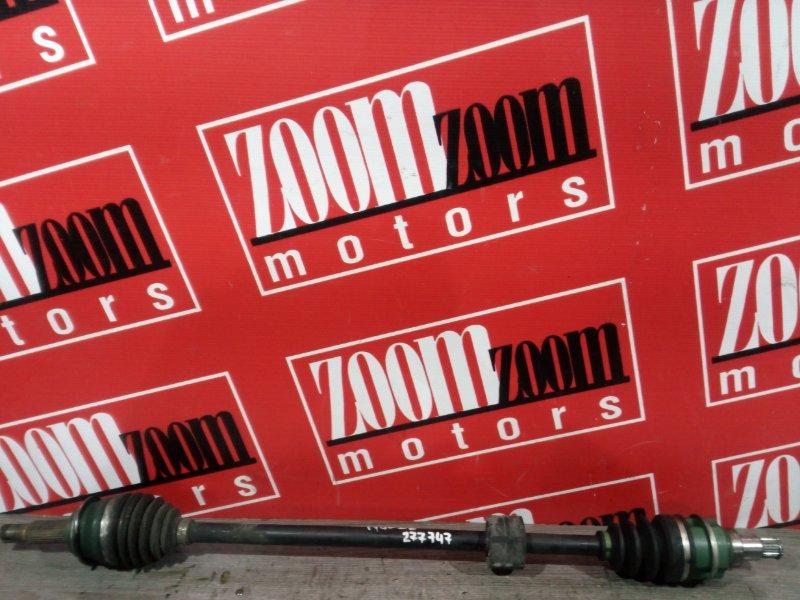 Привод Toyota Passo Sette M502E 3SZ-VE 2008 передний правый