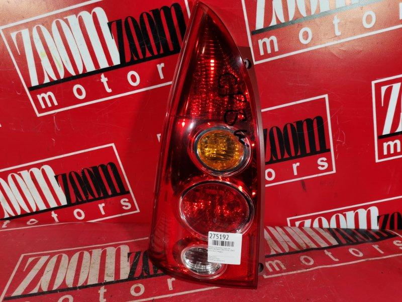 Фонарь (стоп-сигнал) Mazda Premacy CP8W FP-DE 1998 задний левый 220-61961