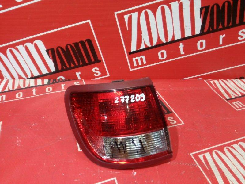Фонарь (стоп-сигнал) Nissan Expert VW11 QG18DE 1999 задний левый 220-24892