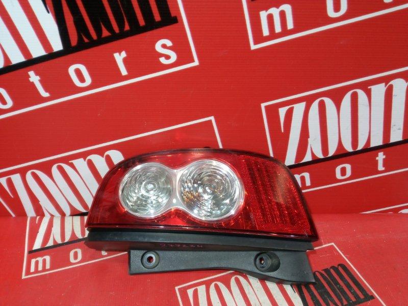 Фонарь (стоп-сигнал) Nissan March AK12 CR12DE 2002 задний правый 17-16