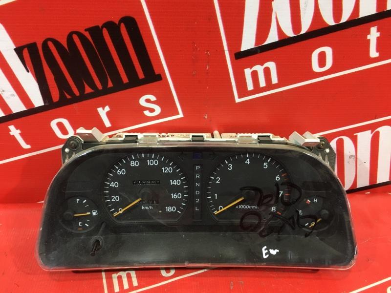 Комбинация приборов (спидометр) Toyota Chaser GX90 1G-FE 1992 83200-2A511