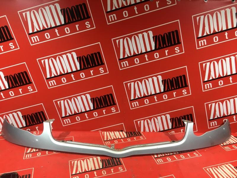 Планка под фару Toyota Funcargo NCP20 2NZ-FE 2002 серебро