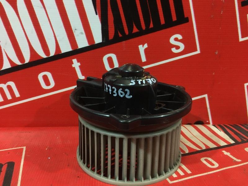 Вентилятор (мотор отопителя) Toyota Corona ST170 4S-FE 1989