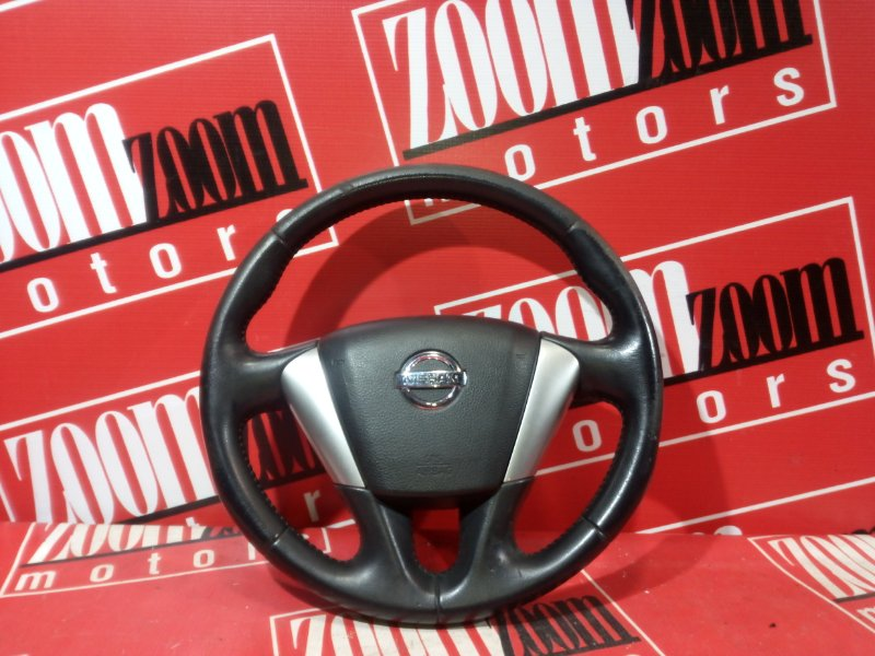 Руль Nissan Teana J32 VQ25DE 2008 черный
