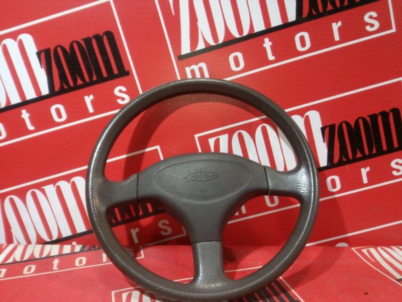 Руль Toyota Carina ST170 4S-FE 1988 коричневый