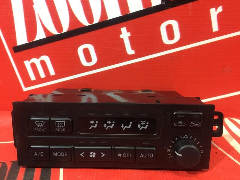 Блок управления отоплением и вентиляцией Toyota Carina AT210 5A-FE 1996