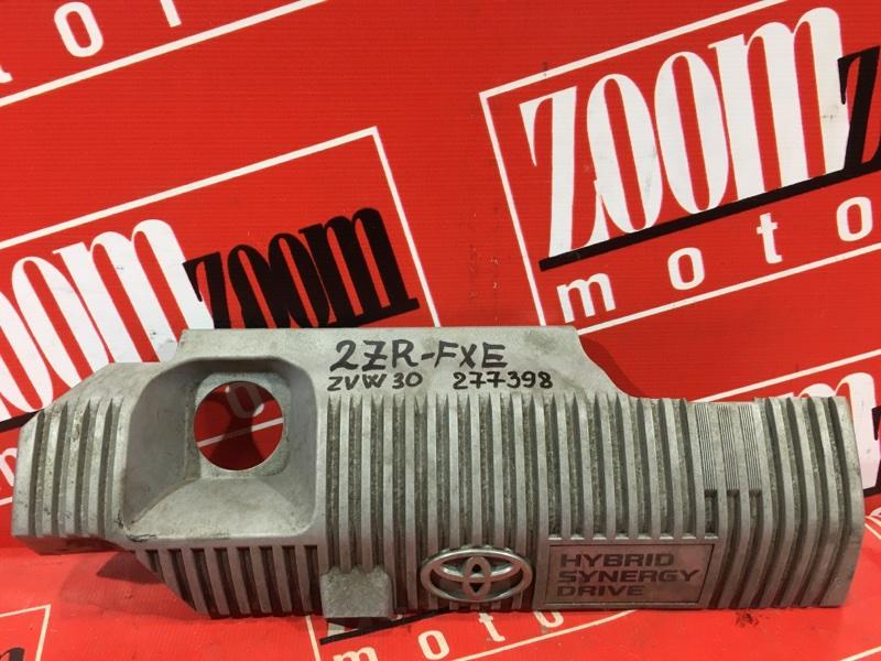 Крышка на двигатель декоративная Toyota Prius ZVW30 2ZR-FXE 2009