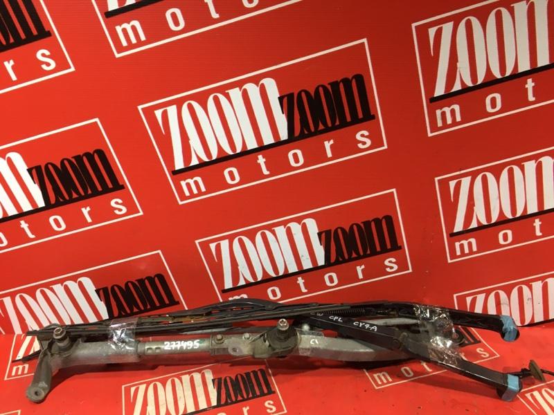 Привод (мотор) стеклоочистителей Mitsubishi Galant CY4A 4B11 2007