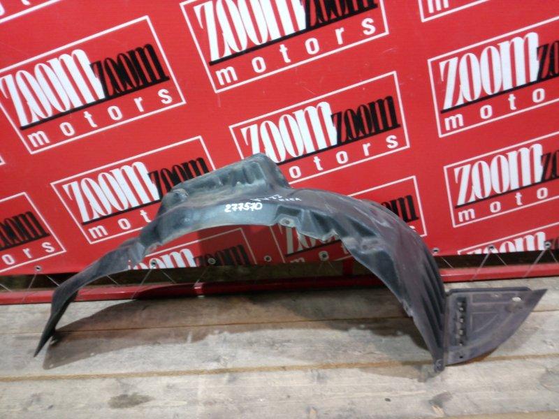 Подкрылок Mitsubishi Colt Z25A 4G19 `2002 передний правый