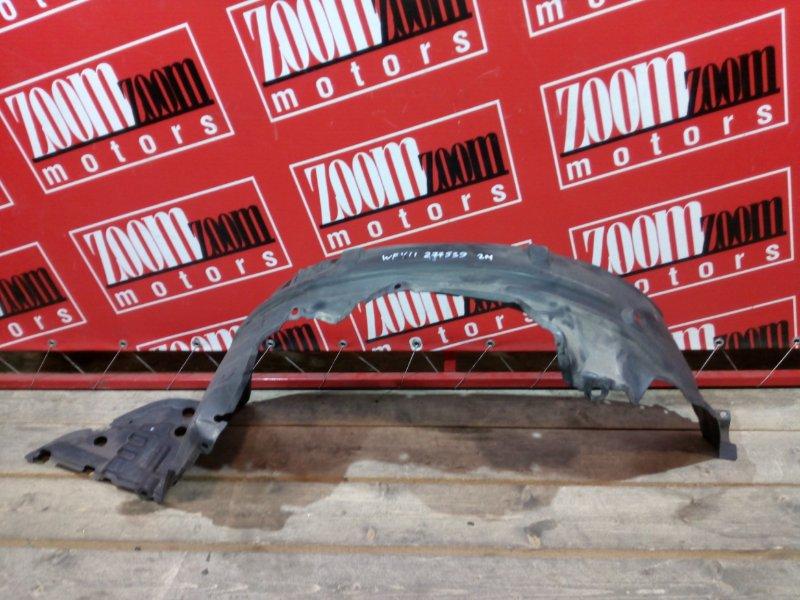 Подкрылок Nissan Wingroad WFY11 QG15DE 1999 передний правый