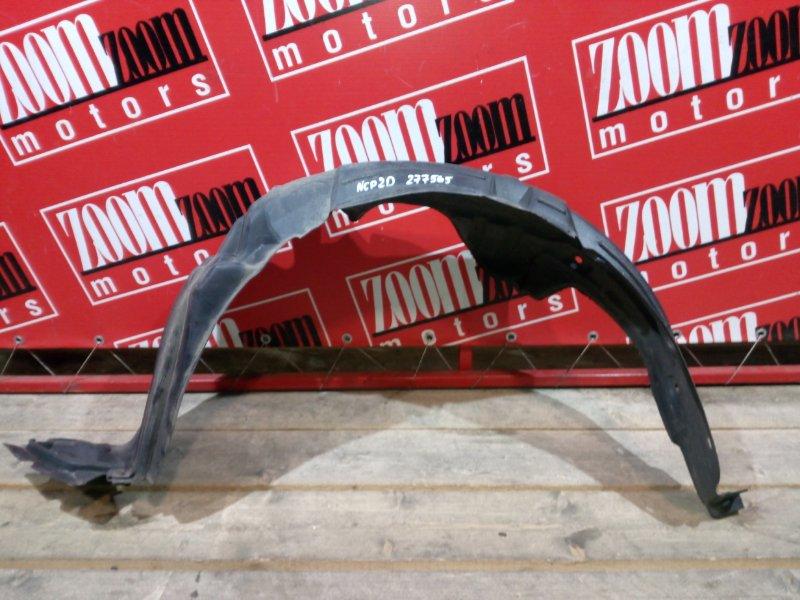Подкрылок Toyota Funcargo NCP20 2NZ-FE 1999 передний левый