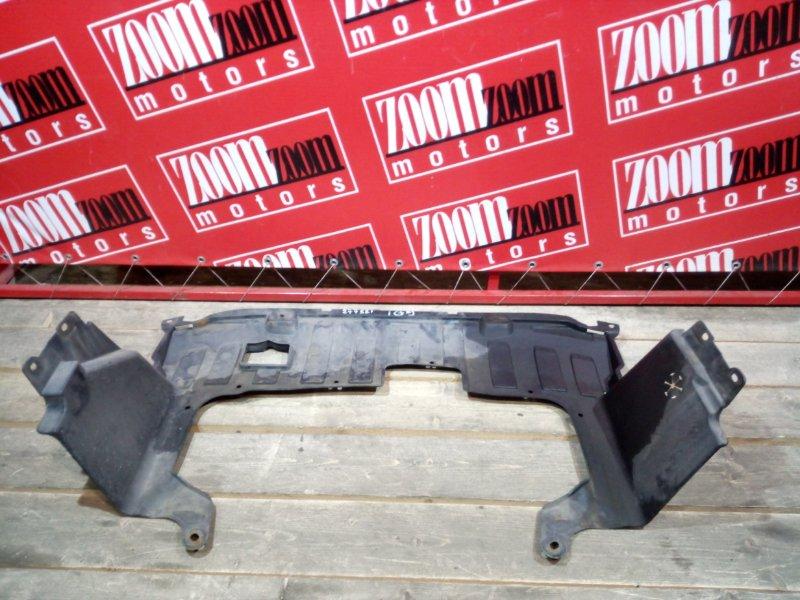 Защита двс Honda Fit GD1 L13A 2001 передняя нижняя
