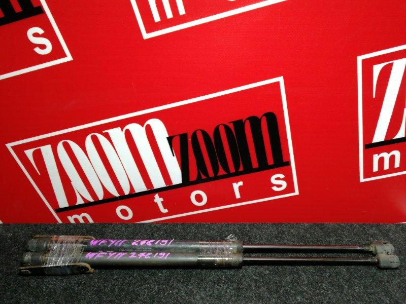 Амортизатор багажника Nissan Wingroad WFY11 QG15DE 2001 задний