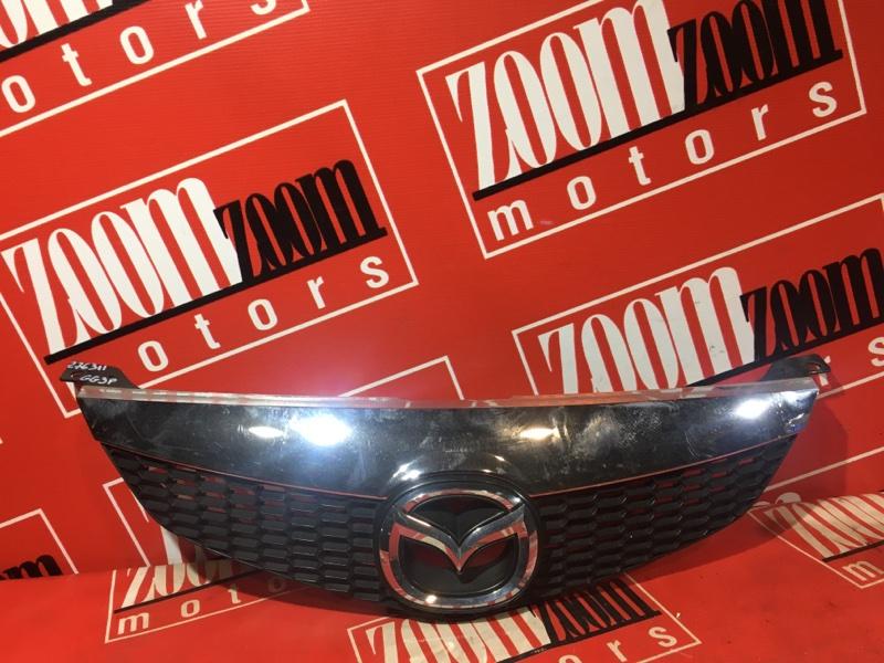 Решетка радиатора Mazda Atenza GG3P L3-DE 2002 передняя