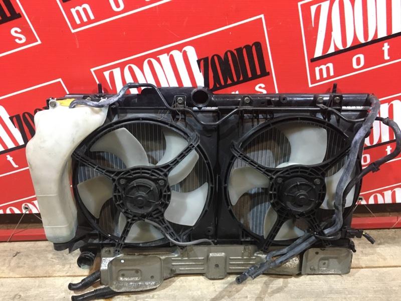 Радиатор двигателя Subaru Legacy BH5 EJ20-T 2001 передний