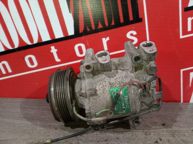 Компрессор кондиционера Honda Airwave GJ1 L15A 2005