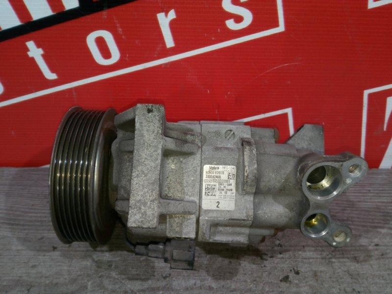Компрессор кондиционера Nissan Tiida C11 HR15DE 2004