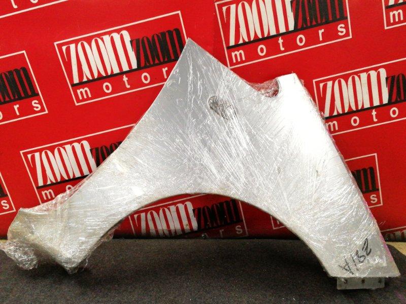 Крыло Mitsubishi Colt Z21A 4A90 2002 переднее правое серебро