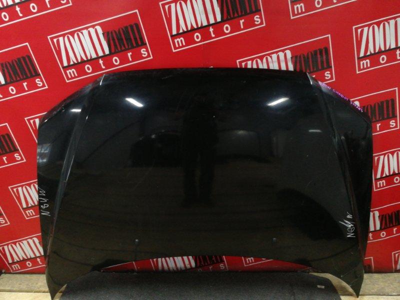 Капот Mitsubishi Chariot Grandis N84W 4G64 2000 черный