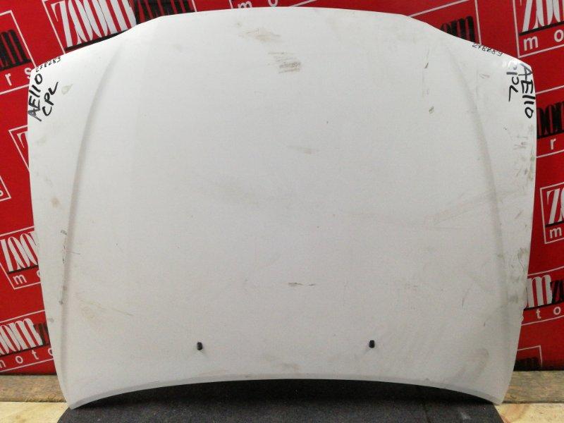 Капот Toyota Corolla AE110 5A-FE 1995 белый