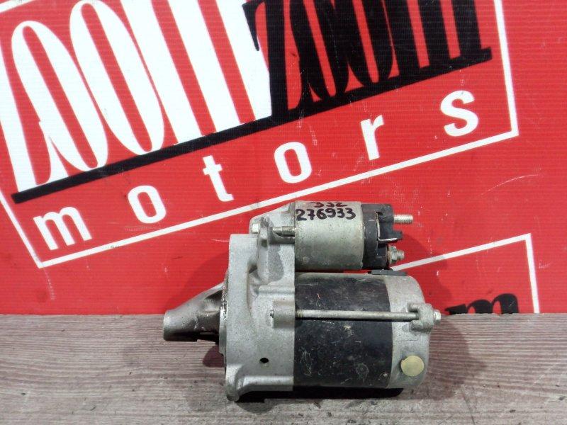 Стартер Toyota Passo Sette M502G 3SZ-VE 2008