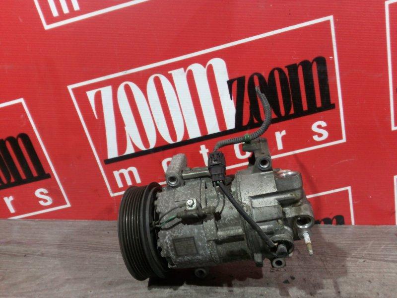 Компрессор кондиционера Honda Stepwgn RG1 K20A 2005