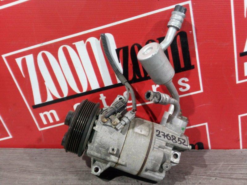 Компрессор кондиционера Nissan Bluebird Sylphy KG11 MR20DE 2005