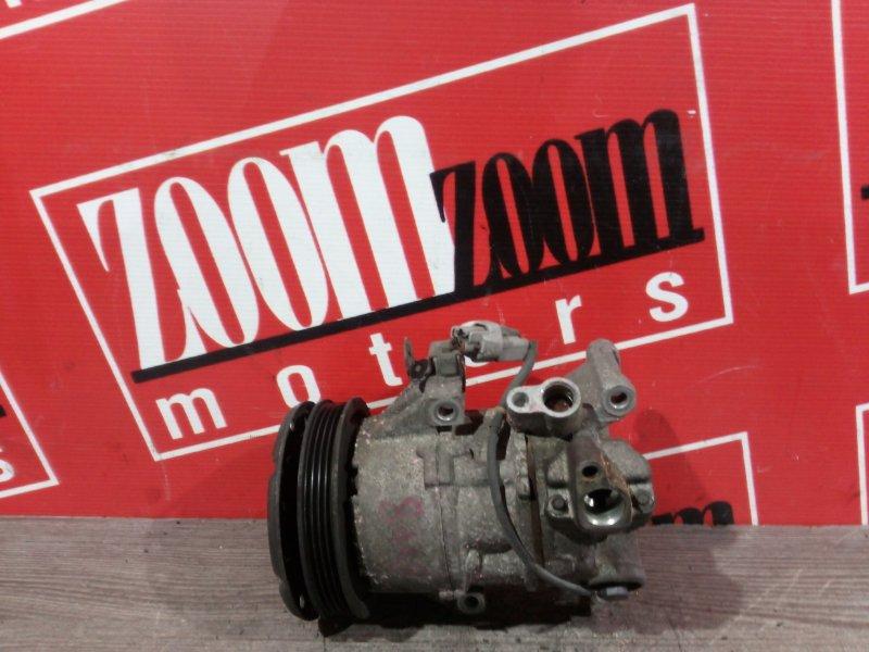 Компрессор кондиционера Toyota Probox NCP50 2NZ-FE 2002