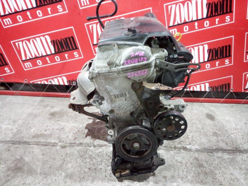 Двигатель Toyota Funcargo NCP20 2NZ-FE 1999 2808179