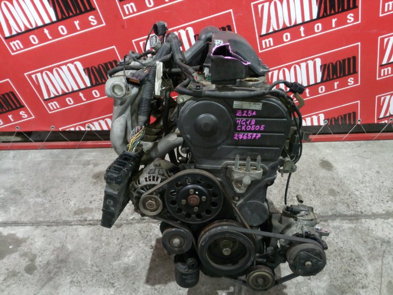 Двигатель Mitsubishi Colt Z25A 4G19 2002 CK0505