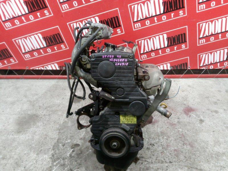 Двигатель Toyota Corona ST170 4S-FE 1987 0428811
