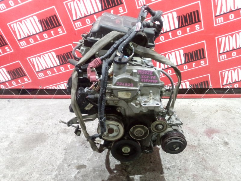 Двигатель Toyota Passo Sette M502G 3SZ-VE 2008 2357937