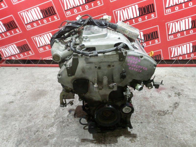 Двигатель Nissan Cefiro WPA32 VQ25DE 1997 082947A