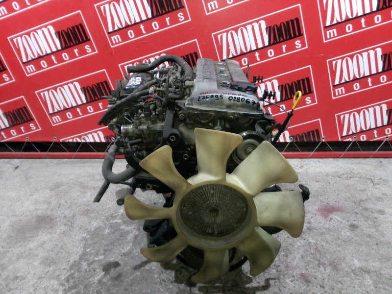Двигатель Nissan Caravan VPE25 KA20DE 2001 028067X