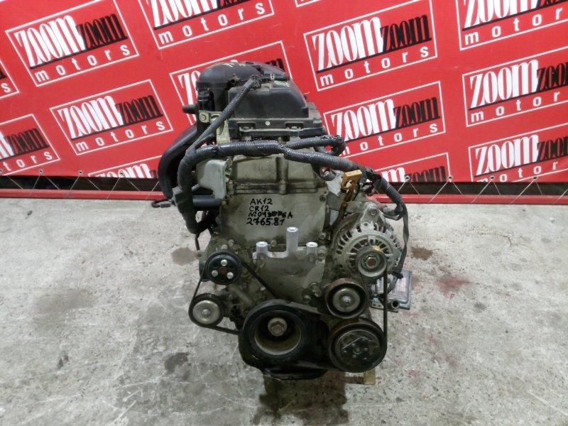 Двигатель Nissan March AK12 CR12DE 2002 043076A