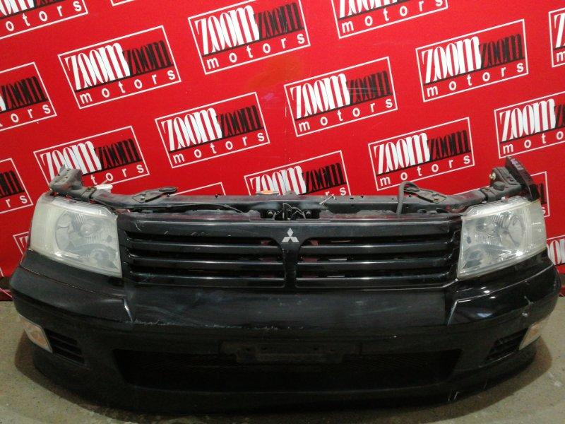 Nose cut Mitsubishi Chariot Grandis N84W 4G64 2000 черный