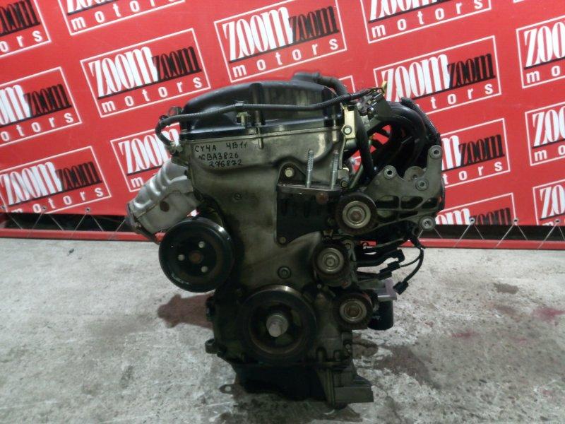 Двигатель Mitsubishi Lancer X CY4A 4B11 2006 BA3826
