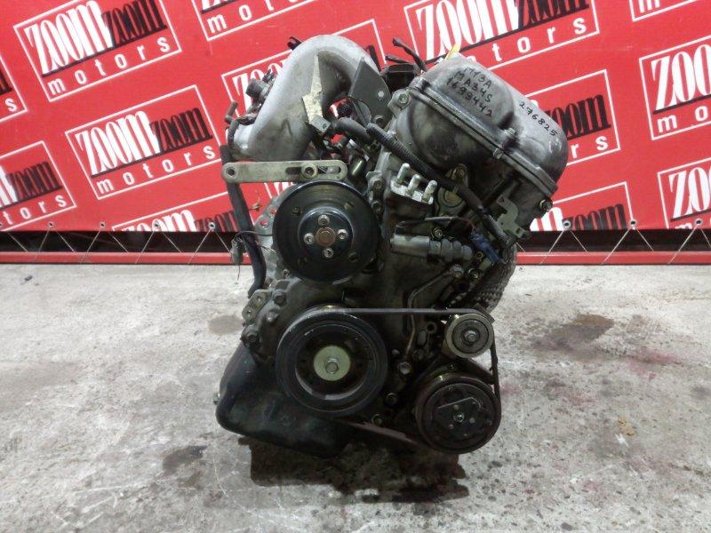 Двигатель Suzuki Wagon R Solio MA34S M13A 2000 1699442